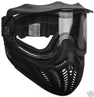 Brand new EMPIRE E-VENT Event Paintball Mask Black Goggles
