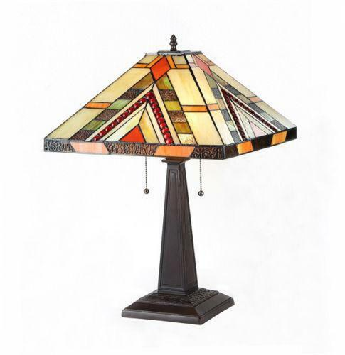 mission lamp shade ebay. Black Bedroom Furniture Sets. Home Design Ideas