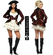 Womens Pirate Jacket