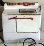 Tin Toy Stove
