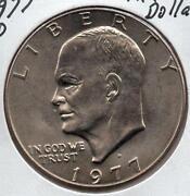 1977 Silver Dollar