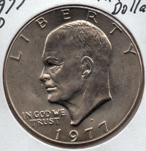 1977 Silver Dollar Ebay