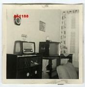 1960s Television Set