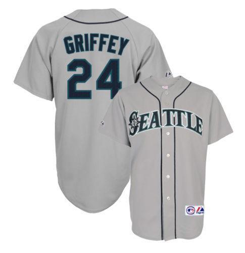 Ken Griffey Jr Mariners Jersey   eBay
