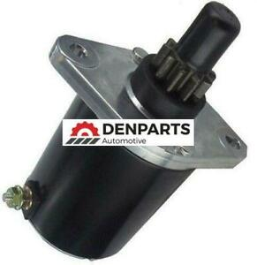 Heavy Duty Starter  Tecumseh Engines Replaces 36264 36795