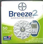Breeze 2 Test Strips