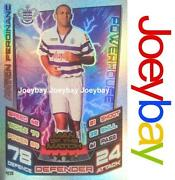 Match Attax 12 13 Man of The Match