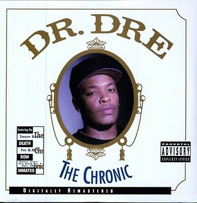 Dr. Dre - Chronic [New Vinyl] Explicit