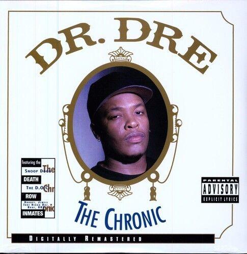 Dr. Dre - Chronic [New Vinyl LP] Explicit