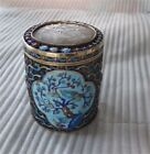 Tea Caddy Chinese Antiques