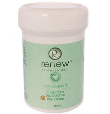 Renew  Propioguard Sunscreen Triple Active Day Cream 250ml+