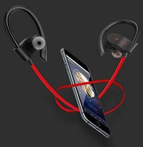 NEW 56S Sports Bluetooth Headset Wireless 4.1 Ear Stereo binaural Mobile Phone General Purpose (Black) Condtion: New ...