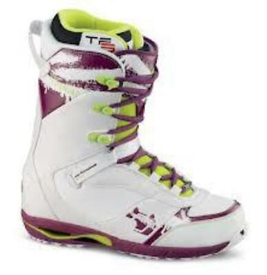 Northwave Zero Men's Snowboard Boots, White/Purple Size US 9