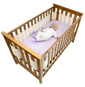 4 Sided Cot Bumper