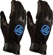 Leather Ski Gloves