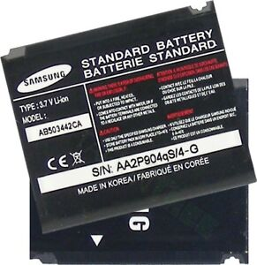BRAND NEW, Genuine Samsung AB503442CA Lithium Ion Battery