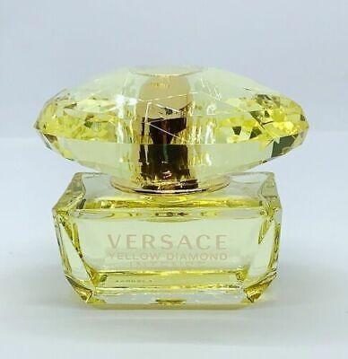 Versace Yellow Diamond Intense 1.7 oz / 50 ml EDP Perfume Spray FREE SHIPPING!