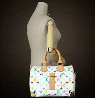 *CLEANING OUT MY CLOSET SALE* LOUIS VUITTON MULTICOLOR SPEEDY 30