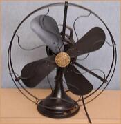 Art Deco Electric Fan