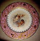Dresden Porcelain Plate