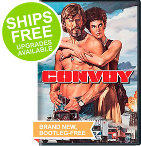 Convoy (DVD, 2015) NEW, Sealed, Kris Kristofferson, Ali MacGraw, Ernest Borgnine