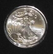 2011 Silver Eagle Uncirculated