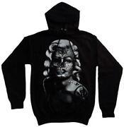 Mens Skull Sweater