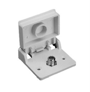 motorhome coaxial cable port satellite rv outdoor cable receptacle trailer dish