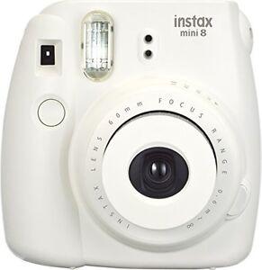 Fujifilm Instax Mini 8 Instant Camera (White) Kogarah Bay Kogarah Area Preview