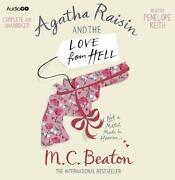 Agatha Raisin Audio