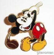 Disney Golf Pin