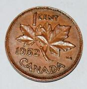 1957 Canadian Penny Small Cents Ebay