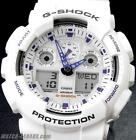 G Shock White Limited