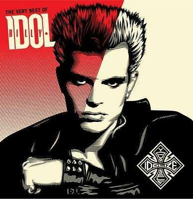 The Very Best Of - Billy Idol CD EMI