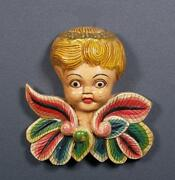 Wood Carved Angel