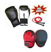 Boxing Gloves Pack