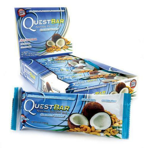 Stores that sell quest bars