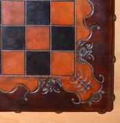 Schachbrett Holz