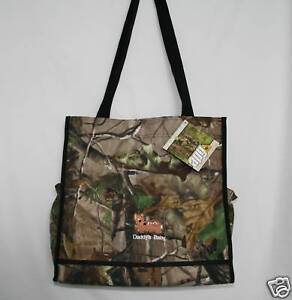 Realtree Camo Baby Embroidered Diaper Bag, Deer Daddy's Camouflage