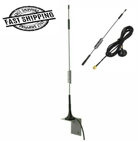 Extended Range Receiver Assembly Antenna for GTO & Mighty Mule Smart Gate Opener