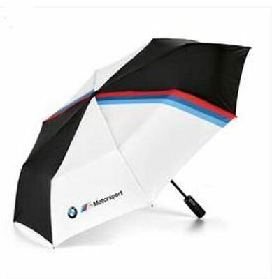 BMW ///M Motorsport Pocket Umbrella with Double Automatic Function Dual Function Umbrella