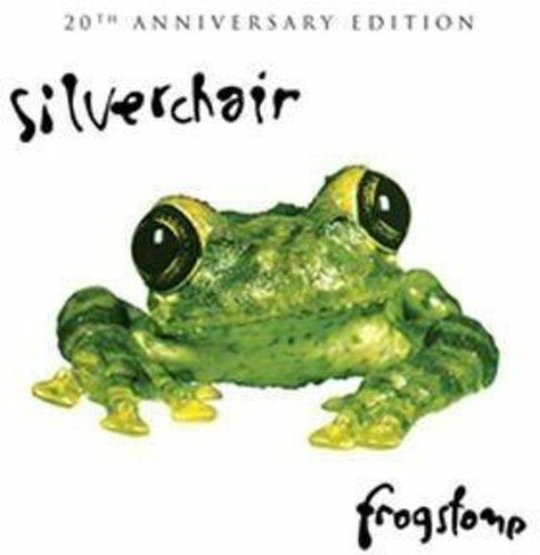 SILVERCHAIR Frogstomp 20th Anniversary Edition CD BRAND NEW