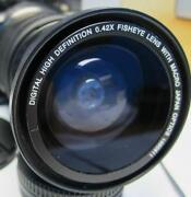 Canon T1i Lens