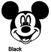 Mickey Mouse Window Decal