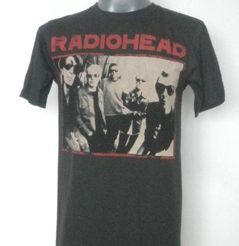 a5950695 Radiohead T Shirt | eBay