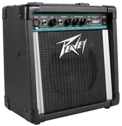 Peavey Solo Musical Instruments Amp Gear Ebay
