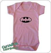 Super Hero Baby Grows