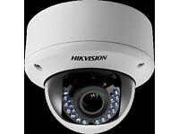 Hikvision DS-2CE56C5T-VPIR3 720P HD TVI Varifocal Lens 2.8 - 12mm External Dome 10+ for sale