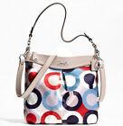 Satin Coach Ashley Crossbody Bags & Handbags for Women