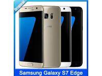 Samsung Galaxy s7 edge series 32GB 3GB RAM Unlocked Sim-Free VARIOUS GRADED